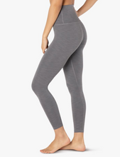 Load image into Gallery viewer, BEYOND YOGA HEATHER RIB MIDI LEGGING