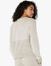 Load image into Gallery viewer, BEYOND YOGA TERRY PULLOVER