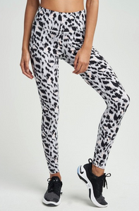 VARLEY LEOPARD HIGH WAIST LONG LEGGING