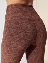 Load image into Gallery viewer, BEYOND YOGA x PURE BARRE SPACEDYE HIGH WAIST LONG LEGGING