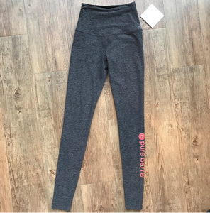 BEYOND YOGA x PURE BARRE SPACEDYE HIGH WAIST LONG LEGGING