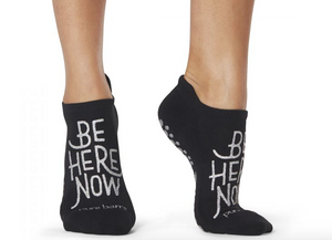 BE HERE NOW STICKY SOCKS