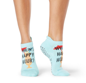 HAPPY HOUR STICKY SOCKS