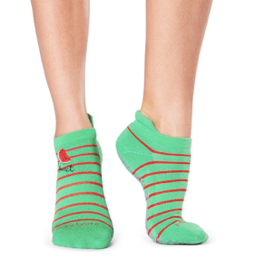 WATERMELON STICKY SOCKS