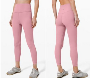 LULULEMON WUNDER UNDER 25""