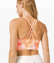 Load image into Gallery viewer, LULULEMON ENERGY BRA *HIGH NECK LONG LINE