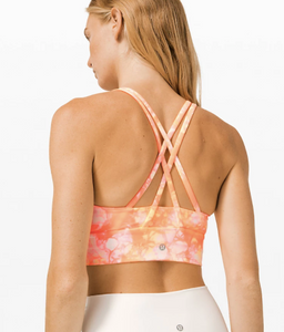 LULULEMON ENERGY BRA *HIGH NECK LONG LINE