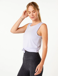 BEYOND YOGA KNOTTED TANK