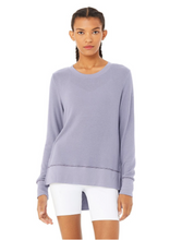 Load image into Gallery viewer, ALO GLIMPSE LONG SLEEVE PULLOVER