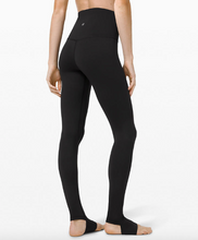 Load image into Gallery viewer, LULULEMON SUPER HIGH RISE ALIGN STIRRUP LEGGING