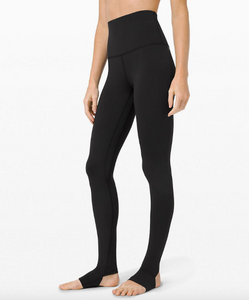 LULULEMON SUPER HIGH RISE ALIGN STIRRUP LEGGING