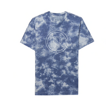 Load image into Gallery viewer, PB TIE DYE TEE - BLUE