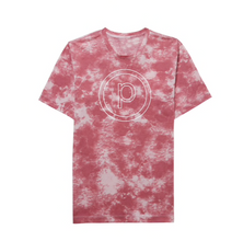 Load image into Gallery viewer, PB TIE DYE TEE - RED