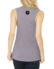 Load image into Gallery viewer, LIFT TONE BURN TANK - GREY