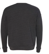 Load image into Gallery viewer, PB OMBRE FLEECE SWEATSHIRT - DARK GRAY HEATHER