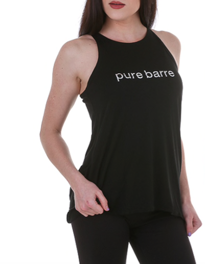 ONZIE x PURE BARRE TIE BACK TANK