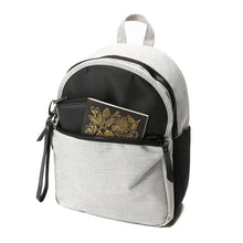 Load image into Gallery viewer, VOORAY LEXI MINI BACKPACK - GREY