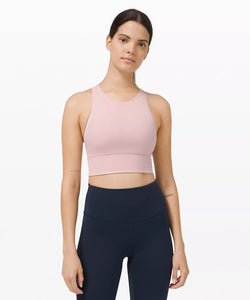 LULULEMON EBB TO TRAIN CROP/BRA