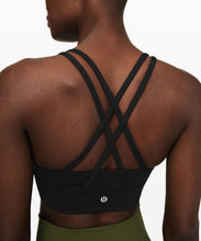 Load image into Gallery viewer, LULULEMON ENERGY BRA LONG LINE