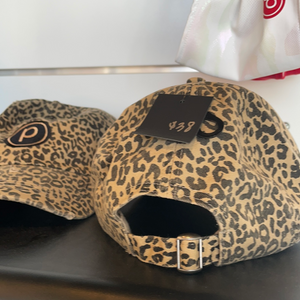 CHEETAH LOGO HAT