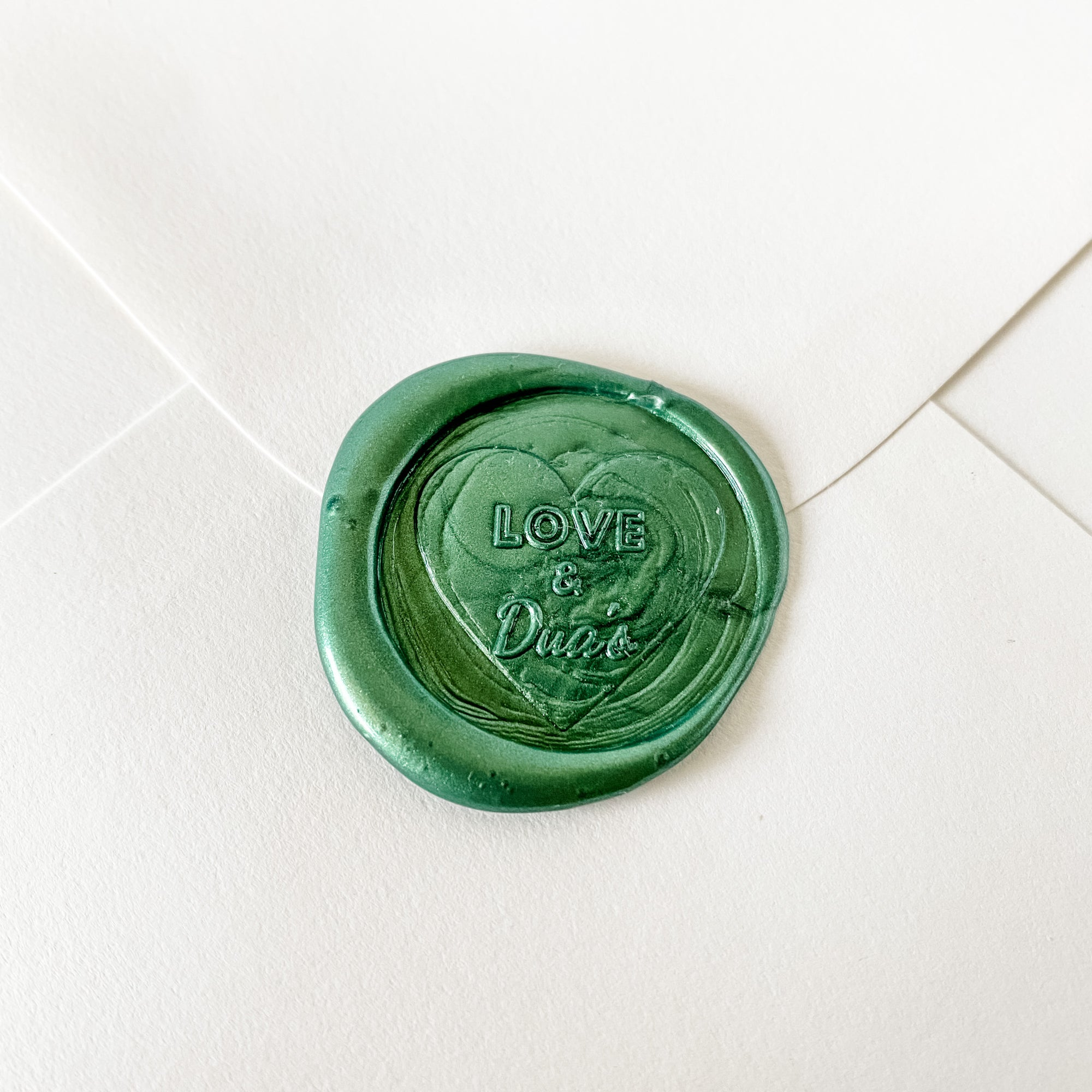Love & Dua's Wax Seal Stamp