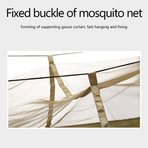 FREE SHIPPING Portable Outdoor Camping Hammock with Mosquito Net