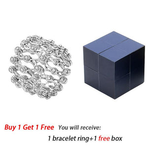 Creative Ring Bracelet Puzzle Box