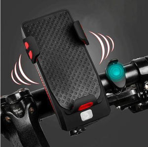 SPECIAL TODAY (50% OFF)Multifunctional Bicycle Phone Holder