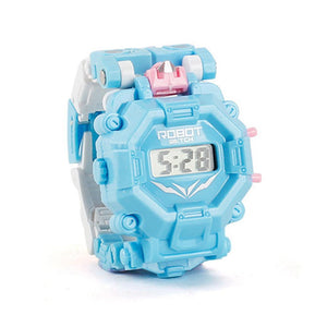 HOT SALE 🔥 50% OFF Kids Creative Deformable Watch