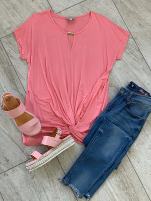 Pretty in Pink Top