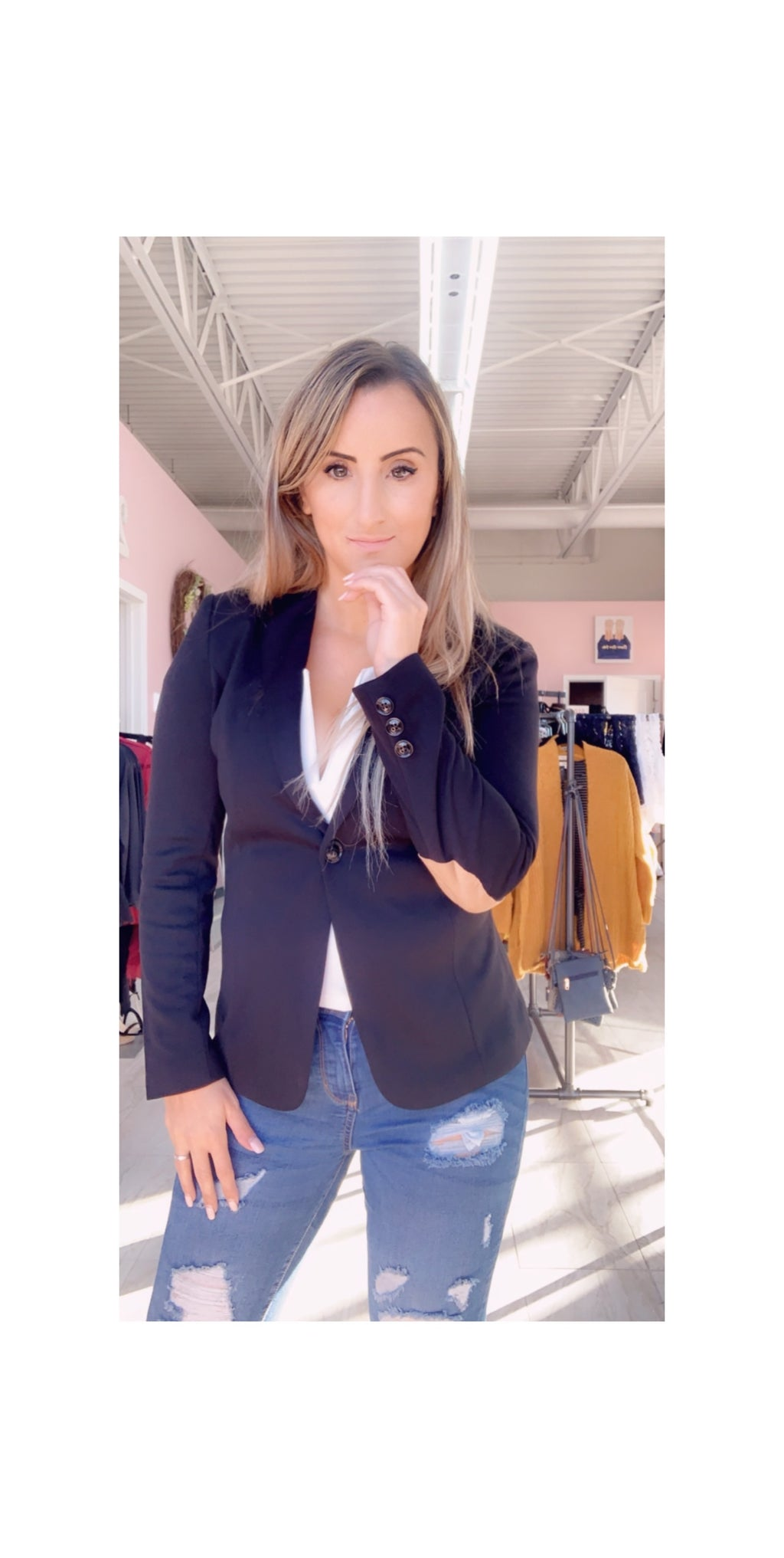Casual Wear Blazer