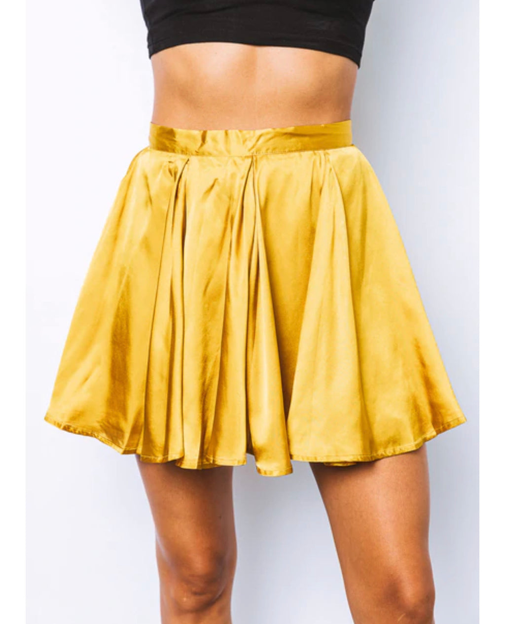 Goldie Pawn Skirt