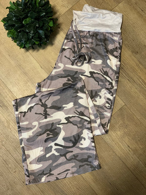 Camo Army Lounge Pants