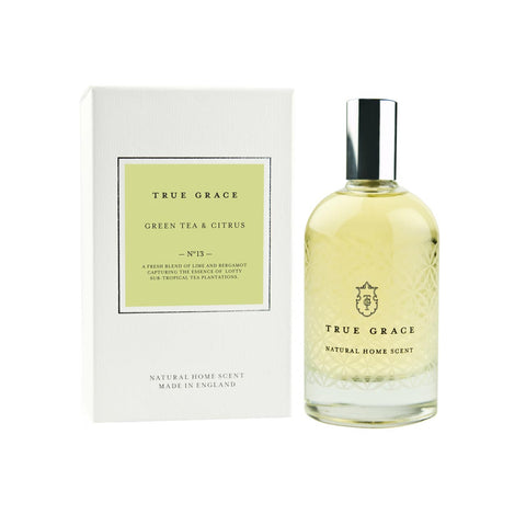 True Grace Roomspray - Green Tea & Citrus