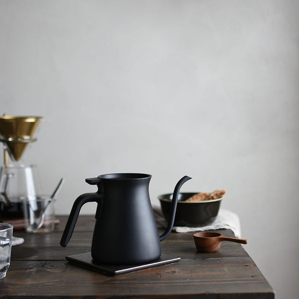 Kinto POUR OVER KETTLE - 900 ml - black