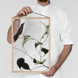 Moebe Floating Leaves Print 09