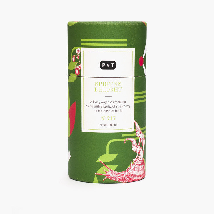 P & T - Paper & Tea Sprite´s Delight No. 717 Organic Tea