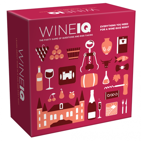 Wine IQ The Game