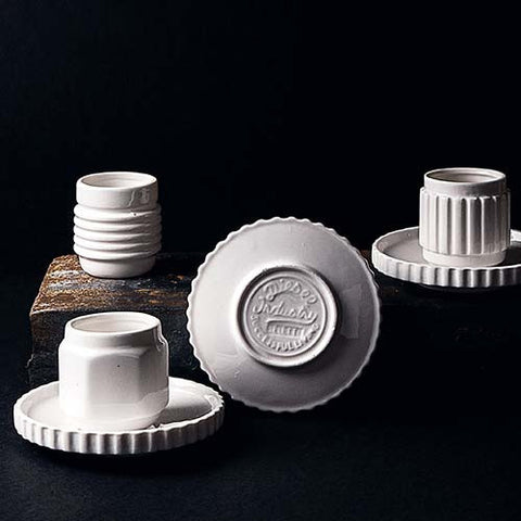 Seletti x Diesel Machine Collection - Set of 3 Espresso Cups