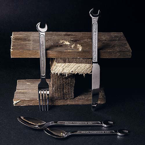 Seletti x Diesel Machine Collection - Cutlery Set
