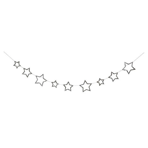 Starry Guirlande / Starry Garland - Silver - coming soon!