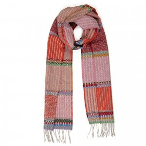 Wallace & Sewell Scarf - Pick'n Mix Pink