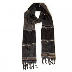 Wallace & Sewell Scarf - Pick'n Mix Dark
