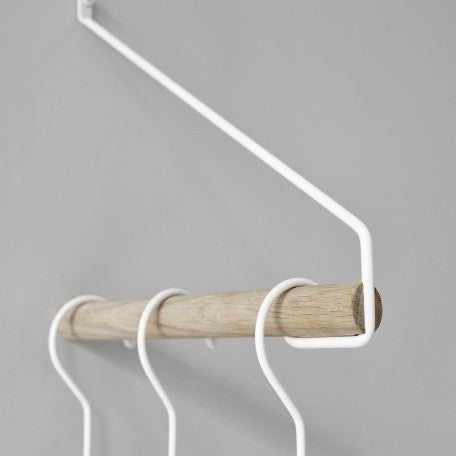 Nordic Function Add More Clothes Rack