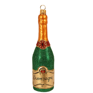 Champagne julepynt / Champagne christmas ornament - Pre-order now!