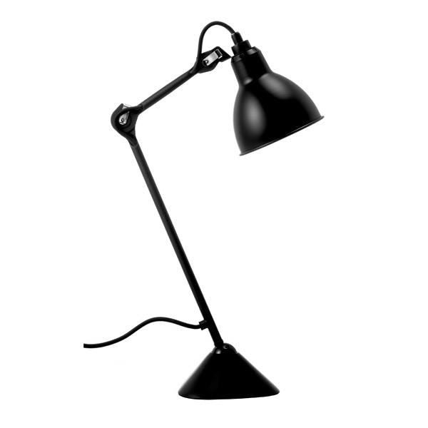 Lampe Gras N°205 Bordlampe / Table Lamp