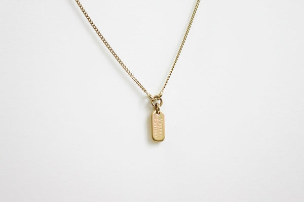 Virginie Fantino Noix Necklace