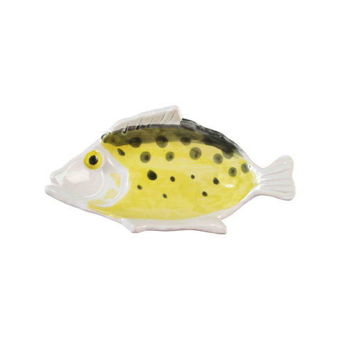 Anouk Fishplate small Yellow