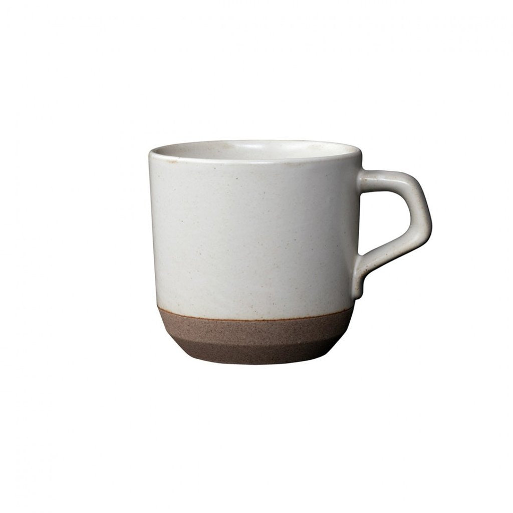 Kinto CERAMIC LAB Mug -white
