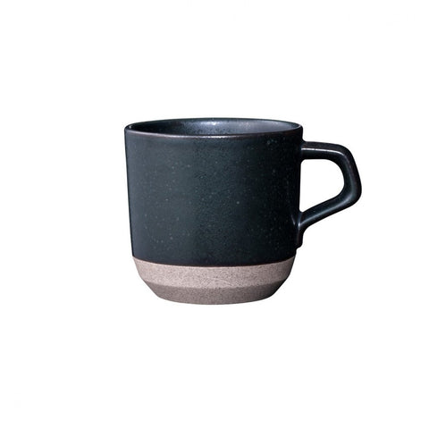 Kinto CERAMIC LAB Mug - black